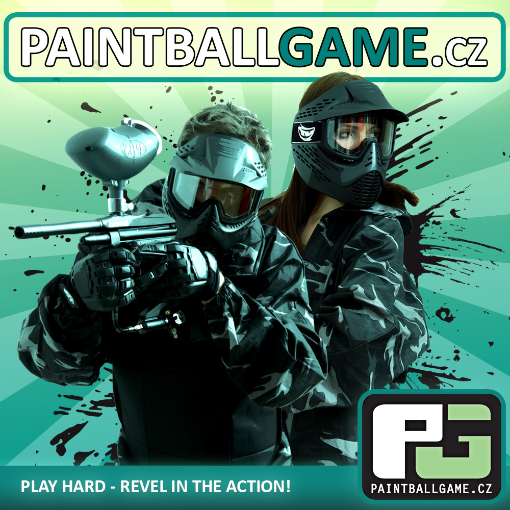 Paintballgame