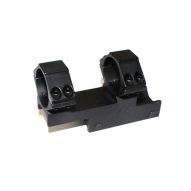 30mm OnePiece Extended Weaver Mount
