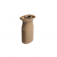 Front grip type FVG Grip Keymod, tan