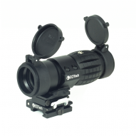 3X Sight Scope with Flip-Up Mount