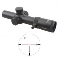 MILITARY Rifle scope Artemis 1-8x26 FFP