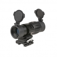 MILITARY Magnifier for red dot sights 3x35