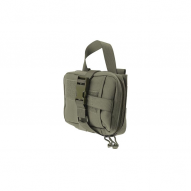 MILITARY Pouch for first aid kit, Rip Away, ranger green