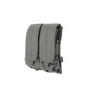 MILITARY Double magazine pouch for M4 / M16 mags, ranger green