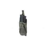 MILITARY Magazine pouch Open type for AK, ranger green