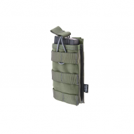 MILITARY Magazine open pouch for 1 magazine  AK/M4/G36, ranger green