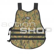 Chest protectors Molle Chest Protector Digital Camo