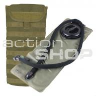 Water bottles and hydration bags Mil-Tec MOLLE Water Pack 3,0L olive