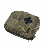 UK MTP Osprey First Aid Pouch, multicam, used