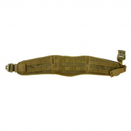 Tactical vests Molle tactical war belt w/ belt, tan