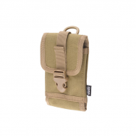 Pouch for GPS / phone, tan