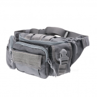 ACCESSORIES Tactical Waist Bag, primal grey