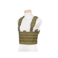 MILITARY GFC Chest rig typu Scout, oliva
