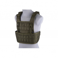 Tactical vests Vest tactical type Laser cut, olive