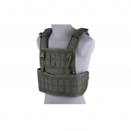Tactical vests Vest tactical type Laser cut, ranger green