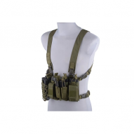 Tactical vests Chest rig type Fast, olive
