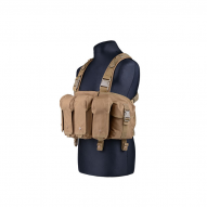 Chest Rig  typu Comamando - tan