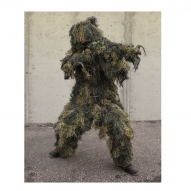 "For snipers Ghillie Suit ""anti-fire"" 4pc (woodland)"