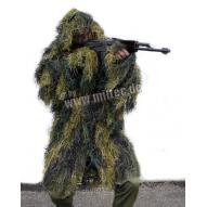 "For snipers Ghillie Suit ""anti-fire"" 1pc (woodland)"