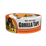 OUR SPECIALTIES Gorilla Tape White 48mm x 27m