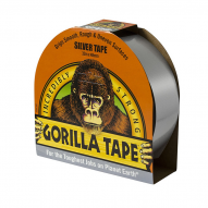 OUR SPECIALTIES Gorilla Tape Silver 48mm x 32m