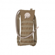 Water bottles and hydration bags Hydration pouch w/ bladder 2L, tan