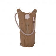 Water bottles and hydration bags Hydration pouch w/ bladder 2,5L, type Thermobak, tan