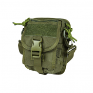 ACCESSORIES Micro Shoulder Bag type EDC, olive