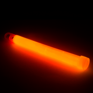 "PBS Glow Stick 6""/15cm, orange"