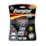 SELF-DEFENSE Energizer LED Headlight Vision HD+ Focus 250lm