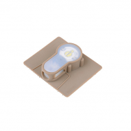 Flashlight Velcro Lightbuck (white LED), FDE