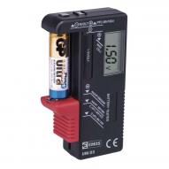 ACCESSORIES Battery Tester UNI D3
