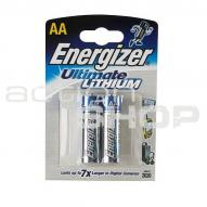 Battery Energizer Lithium Ultimate LR6/AA (2pcs)