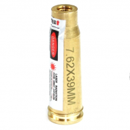 7.62x39mm Cartridge Red Laser Bore Sight