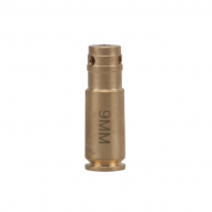 9mm Cartridge Red Laser Bore Sight