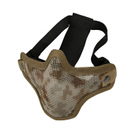 GOGGLES Face Mask metal mesh, AOR1