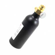 CO2/VZDUCH 3,5oz CO2 Cylinder with On/Off Valve