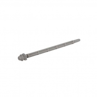 BARRELS Rocket Disk End / Solid Grey