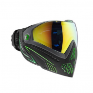 GOGGLES Invision i5 EMERALD Black/Lime