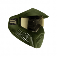 Masky Virtue Base Goggle - Thermal HD Lens - Olive