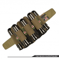 GI Glide Harness 4+5 Woodland