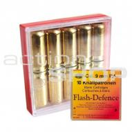 Náboje Náboje 9mm PA Flash defense (10ks)