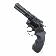 "SELF-DEFENSE Flobert Revolver Atak R1 4,5"" black cal: 4mm Randz Curte"
