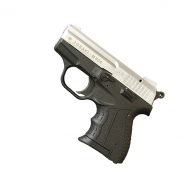 SELF-DEFENSE Blank Pistol Zoraki 906 nickle, 9mm PA