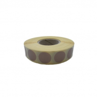Mark Blind flanges 19mm - 2000pcs, brown