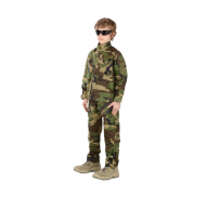 JUNIOR SA Combat uniform ACU, woodland, kids