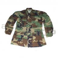 Jackets & Combat Shirts US Field jacket BDU Woodland used  (no patches)
