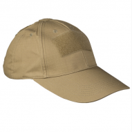 Headwear Tactical Basebal cap, Tan