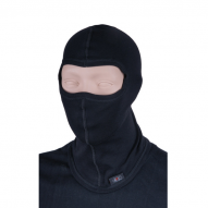 Headwear GFC Thermoactive balaclava - black