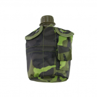 Water bottles and hydration bags US water canteen with cup and casing vz.95